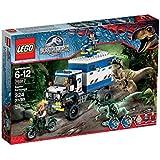 LEGO Jurassic World 75917 - L'Attacco del Raptor