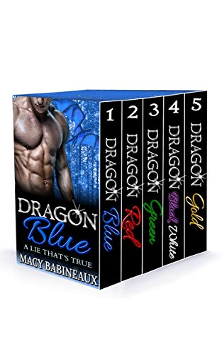 The Dragonlords of Xandakar: A 5-Book Dragon Shifter Boxed Set by [Babineaux, Macy]