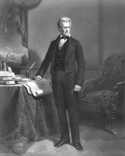 New 8x10 Photo: 7th U.S. President Andrew Jackson,