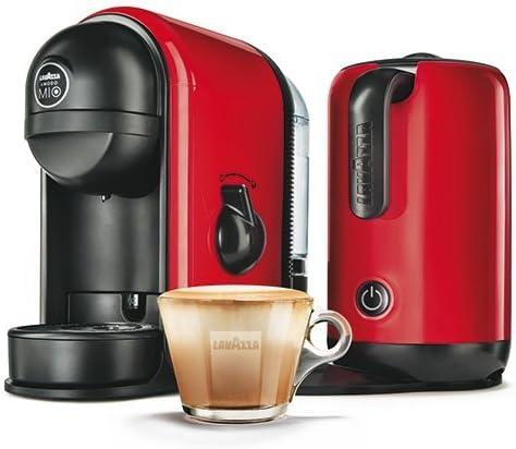 Lavazza Minu Caffe Latte cafetera con espumador de leche integrado ...