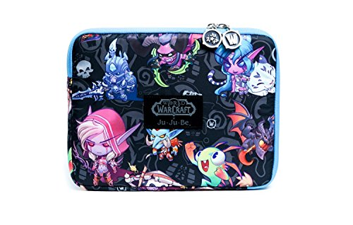 JuJuBe Microtech Tablet Case, World of Warcraft Collection - Cute But Deadly