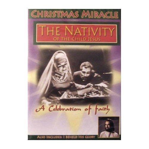 The Nativity of the child Jesus ~ A Celebration of Faith ~ DVD ~