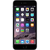 Apple iPhone 6 Plus Smartphone (13,9 cm (5,5 pollici) Display Retina HD, M8 coprocessore, fotocamera iSight da 8 megapixel, 1080p, 16 GB di memoria interna, Nano SIM, iOS 8)