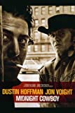 Midnight Cowboy is a 1969 American drama film based on the 1965 novel of the same name by James Leo Herlihy. It was written by Waldo Salt, directed by John Schlesinger, and stars Dustin Hoffman and newcomer Jon Voight in the title role. Notab...