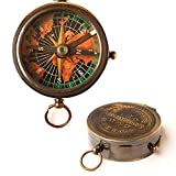 Collectibles Buy Royal S Peppers World Map Compass Lonely Band Vintage Instrument Marine Device Nautical Navigational Item