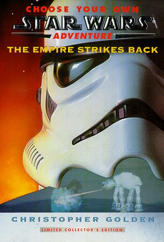 The Empire Strikes Back (Choose Your Own Star Wars Adventures)