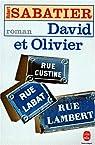 David et Olivier par Sabatier
