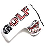 USA Golf Putter Cover Headcover for Scotty