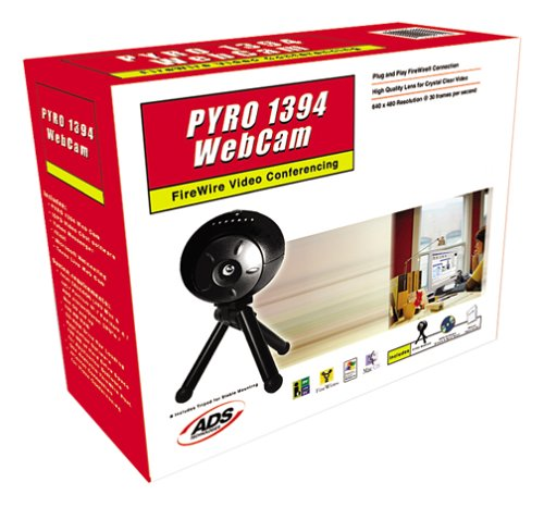 ADS Pyro 1394 WebCam Last