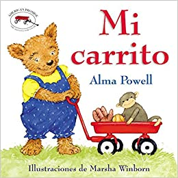 My Little Wagon (Spanish edition) (Spanish) Board book – April 15, 2003