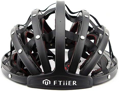 BLife Casco De Bicicleta para Adultos, Plegable Protector De ...
