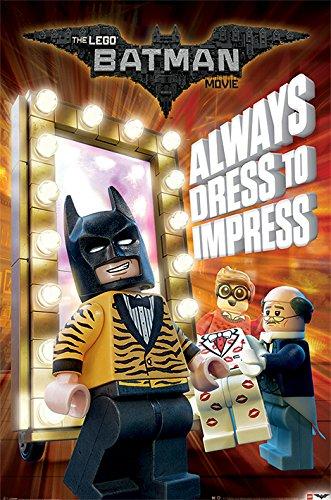 The LEGO Batman Movie - Movie Poster / Print
