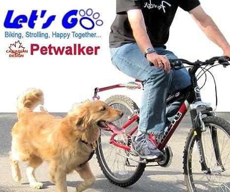 Amazon.com: LETS GO Pet andador para correa del perro ...