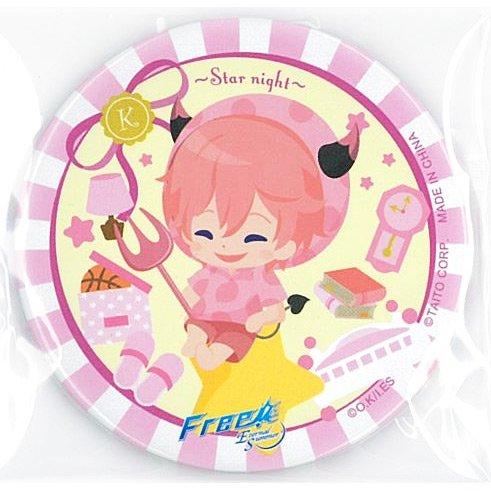 Taito lottery Free! Eternal Summer Star night original cans mirror Award Takashikiyoshi Shigino secret separately