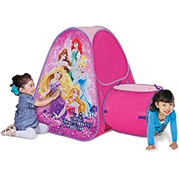 Playhut Disney Princess Hide About  sc 1 st  Amazon.com : disney princess mega castle playhut tent - memphite.com