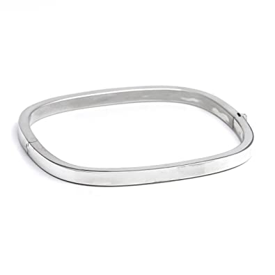 Silverly Sterling Silber 5 Mm Mit Gelenk Armband Armband Fine Jewelry