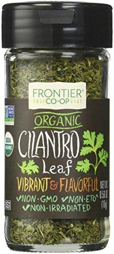 Frontier Organic Cilantro Leaf - Flakes - 0.56 Ounces
