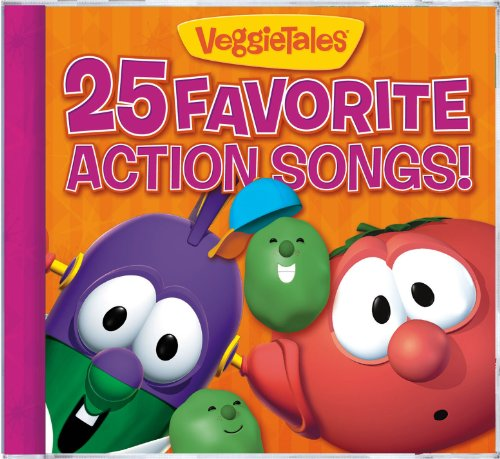25 Favorite Action Songs! ()