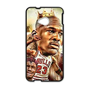DAZHAHUI Bulls 23 Fahionable And Popular Back Case Cover For HTC One M7