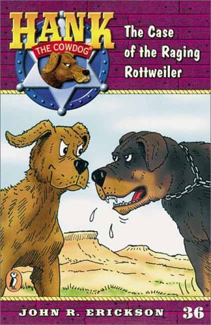 book cover of The Case of the Raging Rottweiler