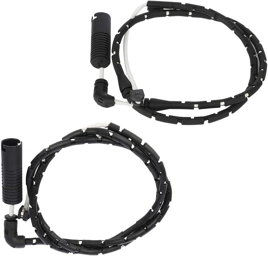 ANPART Rear 34353411757 Front 34353411756 Brake Sensors fit for 2004 2005 2006 2007 2008 2009 2010 BMW X3
