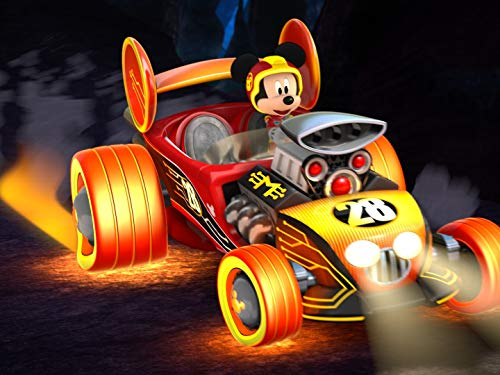 Super-Charged! / Super-Charged: Mickey's Monster - Racers Monster