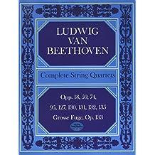 Complete String Quartets