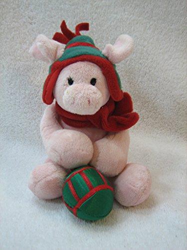 Gund Christmas Flapadoodles Pig 9