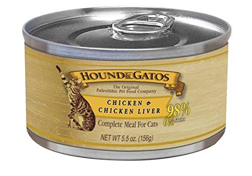 Top hound and gatos cat food