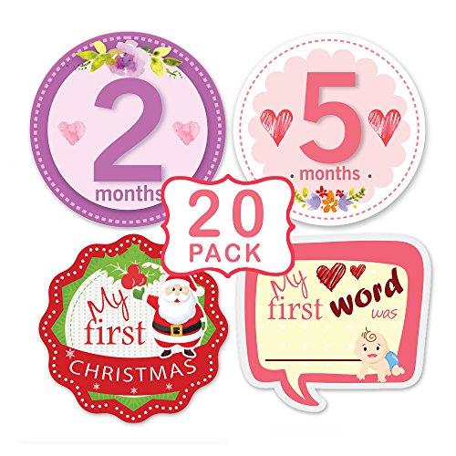 Monthly Holiday Milestone Stickers TurtleSurfers