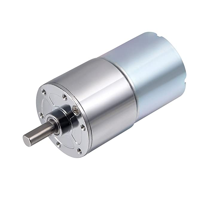 2 opinioni per sourcingmap® DC 12V 5RPM Micro Gear Box Motor Speed Reduction Gearbox Centric