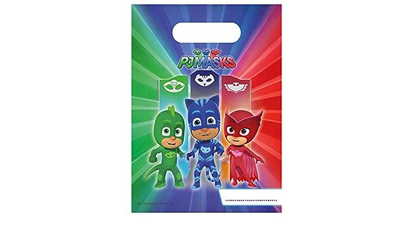 Procos Loot Bag-PJ Masks, multicolor, Taglia Unica (5PR88637)
