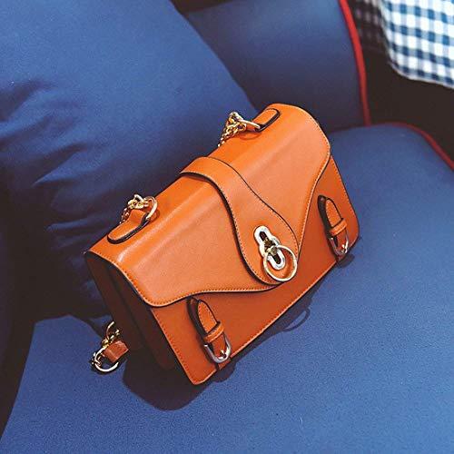 UnicaMarrone Handbags Borsa Square a libero il Eeayyygch Bag TrendcoloreMarroneTaglia Small tempo Fashion tracolla per QdhCxtsr