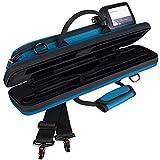 Pro Tec PB308TB Slimline Flute PRO PAC Case Teal Blue