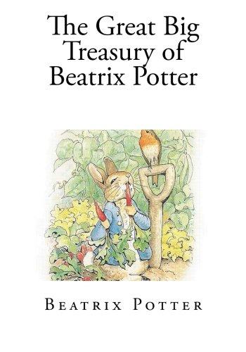 The Great Big Treasury of Beatrix Potter pdf epub