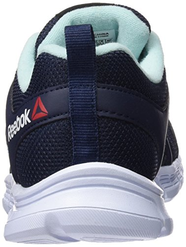 Breeze Chaussures Navy Reebok Entrainement cool Femme collegeiate Multicolore Speedlux Running white De 57B8vB