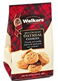 Walkers Shortbread Mini Crunchy Oatmeal, 4.4 oz. (Pack of 6)