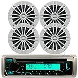 Kenwood Bluetooth Marine Radio Car ATV CD/MP3 USB