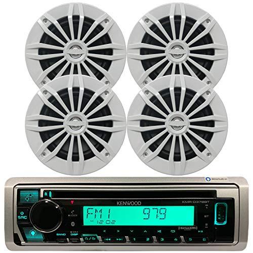 Kenwood Bluetooth Marine Radio