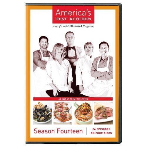 - America's Test Kitchen: Season 14 by PBS (DIRECT) by .