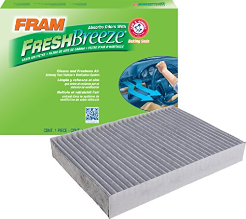 FRAM CF11854 Fresh Breeze Cabin Air Filter (Filter Nissan Cabin Air Rogue)
