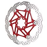 Hope Floating rotor 200mm (floating/wave) - red