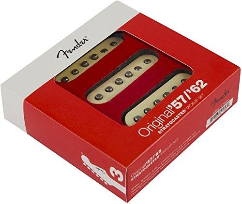 Fender Original '57/'62 Strat Pickups by Fender