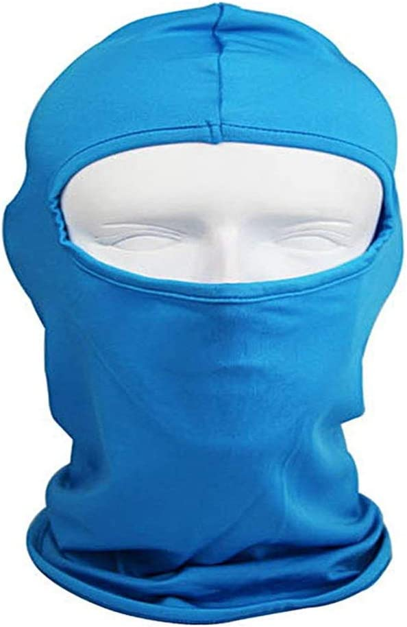 Ligart Balaclava Neck Gaiter Face Scarf Mask Windproof Sun UV Protection Motorcycle Ski Neck Warmer or Tactical Balaclava Hood Breathable Moisture Wicking