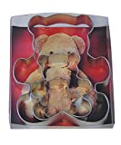 R&M International 1914/B Teddy Bear Cookie Cutters, Assorted Sizes, 3-Piece Set