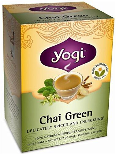 Yogi Teas Chai Black 16 ea