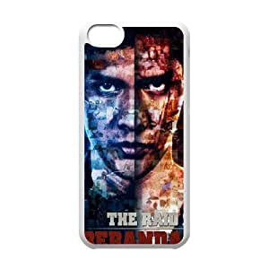 Movies Pattern Phone Case For iPhone 5C