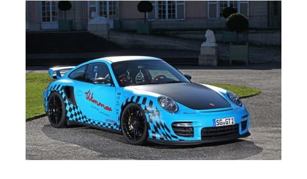 Amazon.com: Porsche 911 Gt2 Rs 36X48 Poster Banner Photo: Posters & Prints