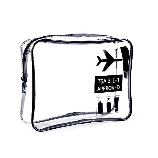 GRXXX Aseo cosmético Bolsa de Viaje para Maquillaje Pinceles ...