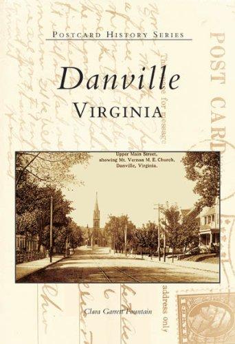 Danville   (VA)  (Postcard History Series)